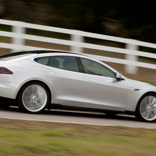 The Model S is still building in production capacity and awareness