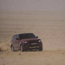 The journey covered 849km over the world's second largest desert