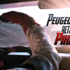Peugeot won the Pikes Peak Hill Climb in 1988 and 1989