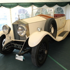 Rolls-Royce 20hp Boat Tail Tourer by F.W. Griffin