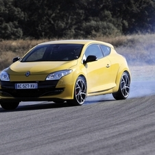 Renault Megane Coupe RS