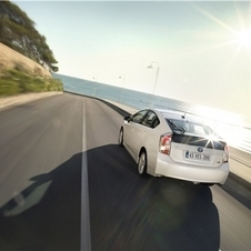 Refreshed Toyota Prius Launches in Europe