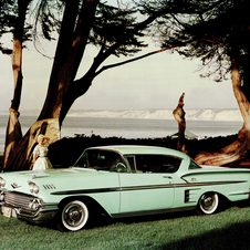 Chevrolet Bel Air Impala Sport Coupe