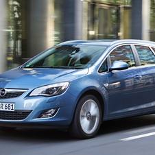 Opel sold the Corsa, Astra and Insignia in Australia