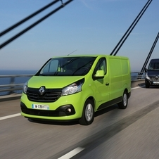 Renault Trafic 3L L1H1 1,2T 1.6 dCi S&S