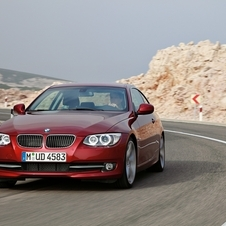 BMW 325d Coupe Sport Plus