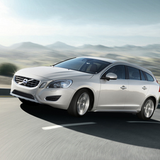 Volvo V60 2.4D Automatic