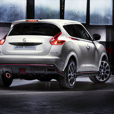 Juke stands alone among fast compact crossovers. Nissan has the market cornered
