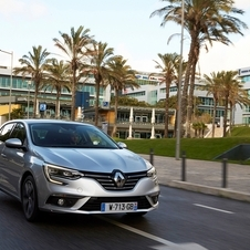 Renault Mégane Energy dCi 130 Bose Edition
