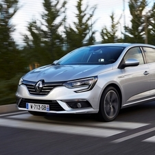 Renault Mégane Energy dCi 110 Bose Edition