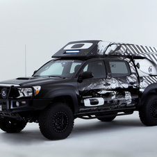 Toyota's SEMA Exhibit Made Up of Modified Pickups and Track-Ready Cars