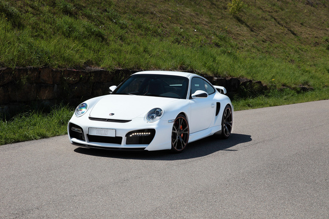 TechArt 911 Turbo GTStreet