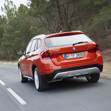 BMW X1 sDrive20d EfficientDynamics