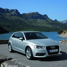 Audi A3 2.0 TDI Attraction S tronic quattro