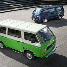 Volkswagen Caravelle/Microbus syncro