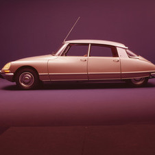 The classic French beauty: Citroën DS