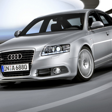 Audi A6 4.2 with Tiptronic