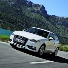 Audi A3 2.0 TDI Attraction