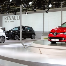 Renault vehicles registered in Europe have average CO2 emissions of 115.9g/km of CO2