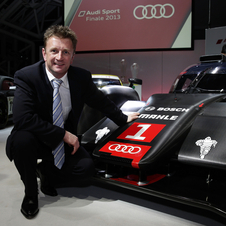 Allan McNish has retired from the team for next season