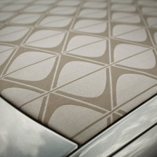 Citroën is offering three roofs including this monogrammed one
