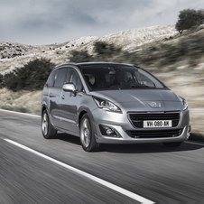 Peugeot 5008 Active 1.6 HDi 2-Tronic