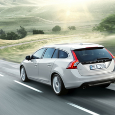 Volvo V60 2.0D Automatic