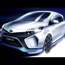 The Yaris Hybrid-R shows that hybrids do not have to be boring