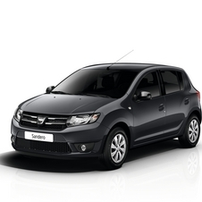 Dacia Sandero TCe Black Touch ECO2
