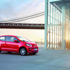 Volkswagen Up 1.0 cheer up! auto