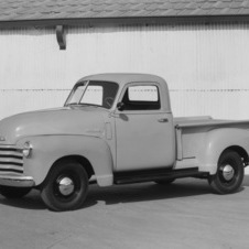 Chevrolet Advance Design 3000 Series