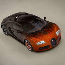 The Veyron has had countless variations.