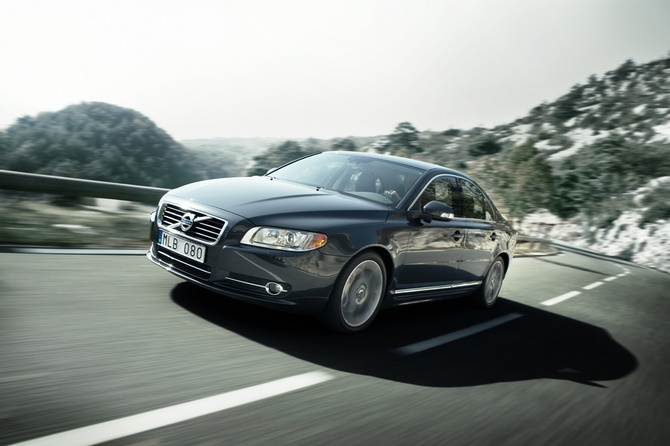 Volvo S80 D5 205cv R-Design Geartronic