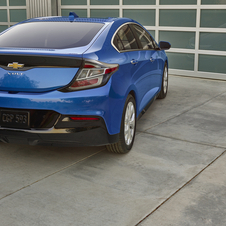 For the new Chevrolet Volt the brand chose to develop a more sporty design through a long process of testing in the wind tunnel