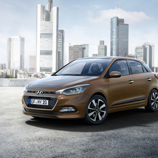Since it was launched in 2008, Hyundai sold nearly 1 million units of the i20 in Europe