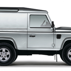 Land Rover Defender 110 XS Utility Wagon