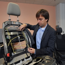 Ford combat back pain: seats with science