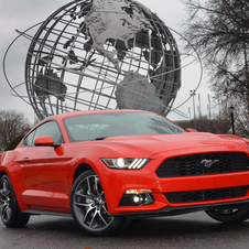 The Mustang is celebrating its 50th birthday in 2014
