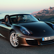 The Boxster and Cayman moved 2,805 units in May