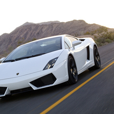 The Gallardo was introduced in 2004