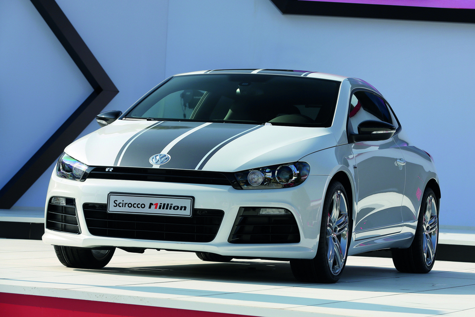 Volkswagen Scirocco Million Concept