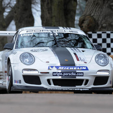 Porsche will also be celebrating the 911 GT3 Cup