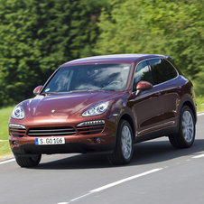 The Cayenne is still the best selling Porsche