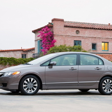 Honda Civic EX-L 5-Spd AT