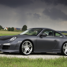 997/911 Carrera Facelift