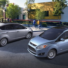Ford's latest C-Max cars have only been on sale in the US for a month