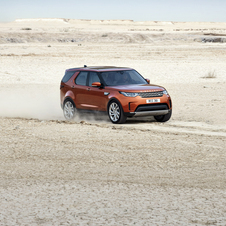 Land Rover Discovery TDV6 AWD