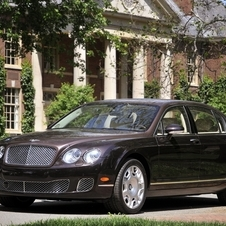 Bentley Continental Flying Spur Sedan