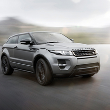The Evoque Special Edition with Victoria Beckham was the first special Evoque offered