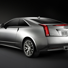 Cadillac CTS Coupé 3.6 V6 Sport Luxury